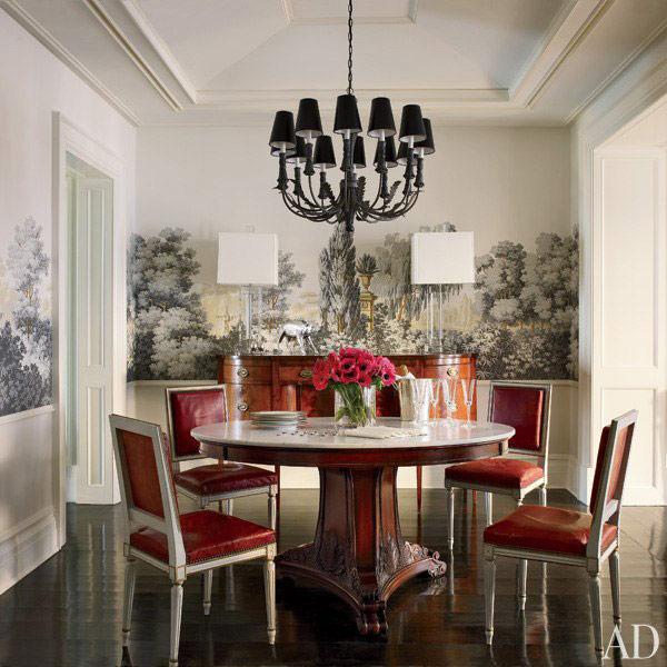 decoracao sala zebra : decoracao sala zebra:decoracao-sala-de-jantar-brooke-shields
